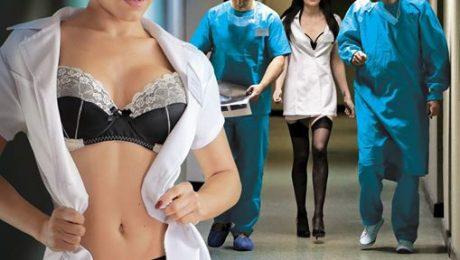 Selon le site Doctissimo, l'infirmière est l'une des principales rêveries masculines alors que, pour leur part, les femmes fantasment sur le docteur… ...