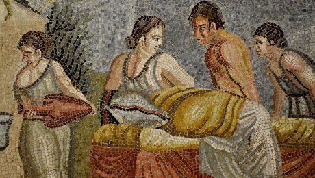 Sexualité à Rome : les Romains pratiquaient-ils un art d'aimer débridé ?