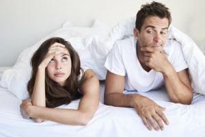 Sexe: quand les complexes vous bloquent au lit