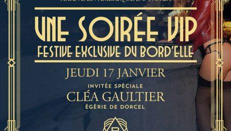 Chance incroyable pour les fans de rencontrer l'égérie de Marc Dorcel Cléa Gaultier demain soir! Écrivez-nous avant demain 17h à vanessamedia@vanessat...