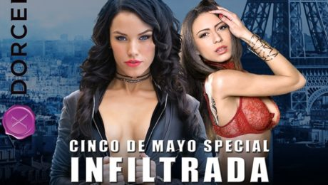 Heading towards a weekend of celebration for  #CincoDeMayo, and also to salute Dorcel's huge US achievement as its hit movie « Infiltrada » premieres ...