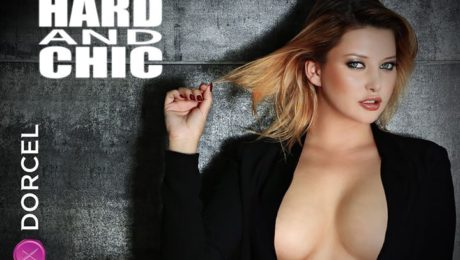 """Yet another big step for Dorcel brand on the biggest US VOD platform as it's very classy """"Hard & Chic"""" stunt got to the top of the weekly new releases..."""